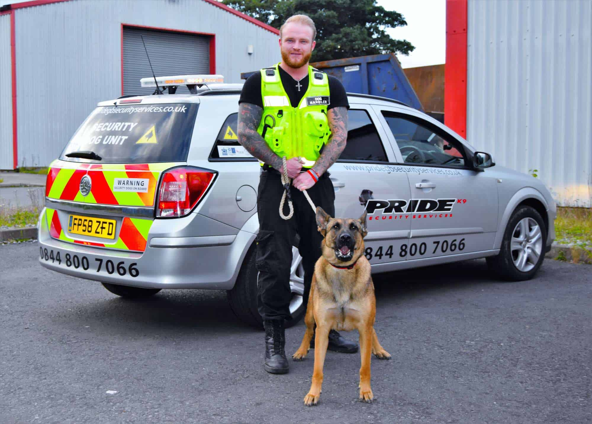 Security Dogs 2