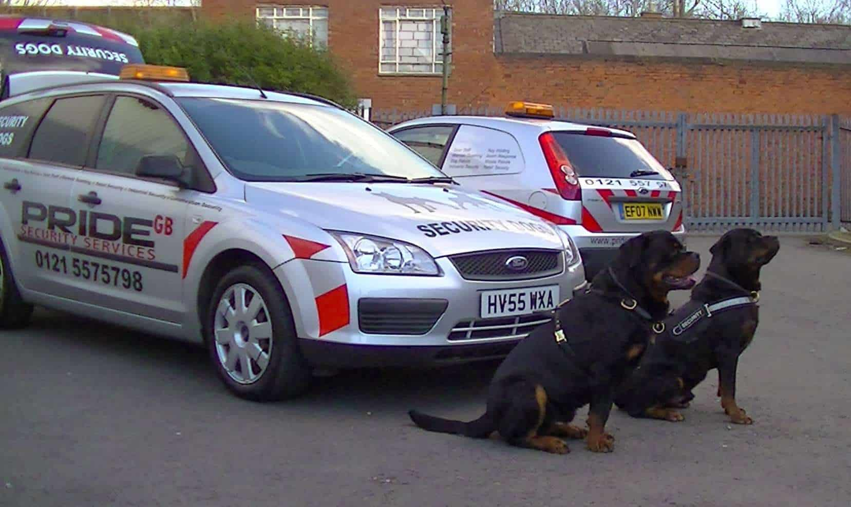k9 security worcestershire