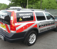 mobile patrols Pride GB