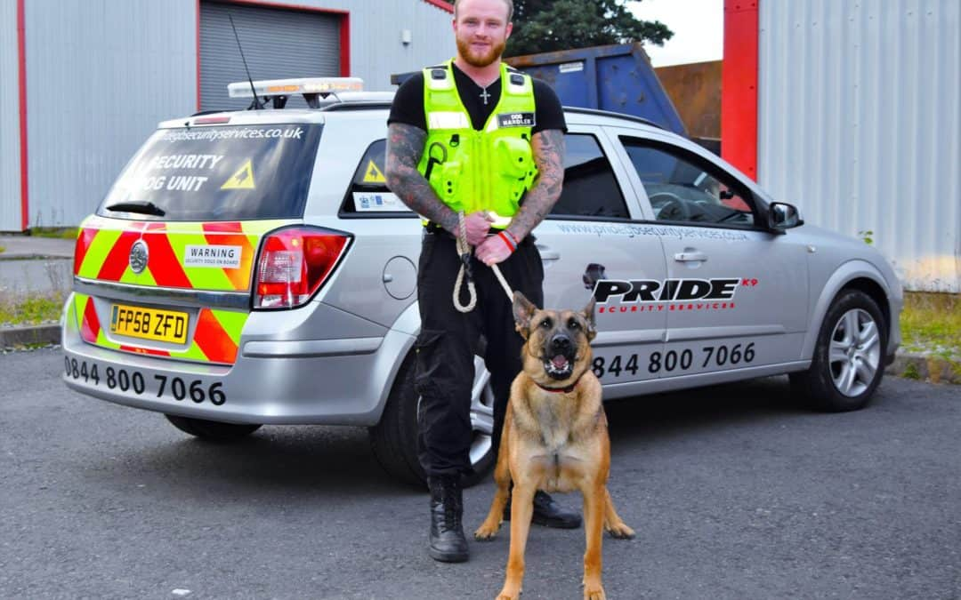 Coventry K9 Dog Security