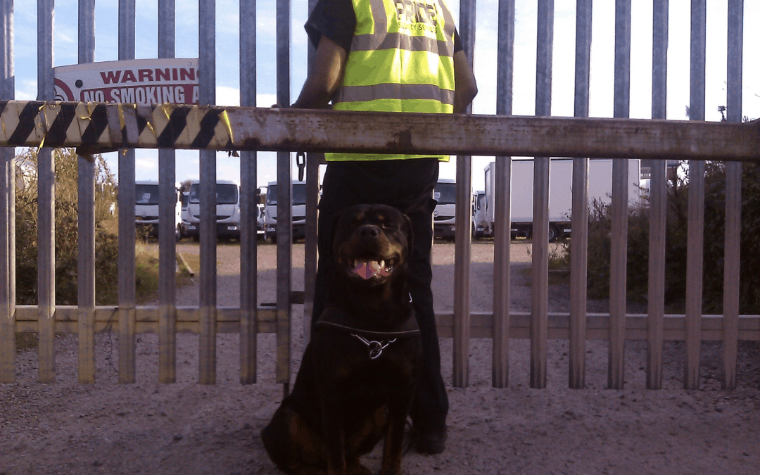 Construction site security Manchester