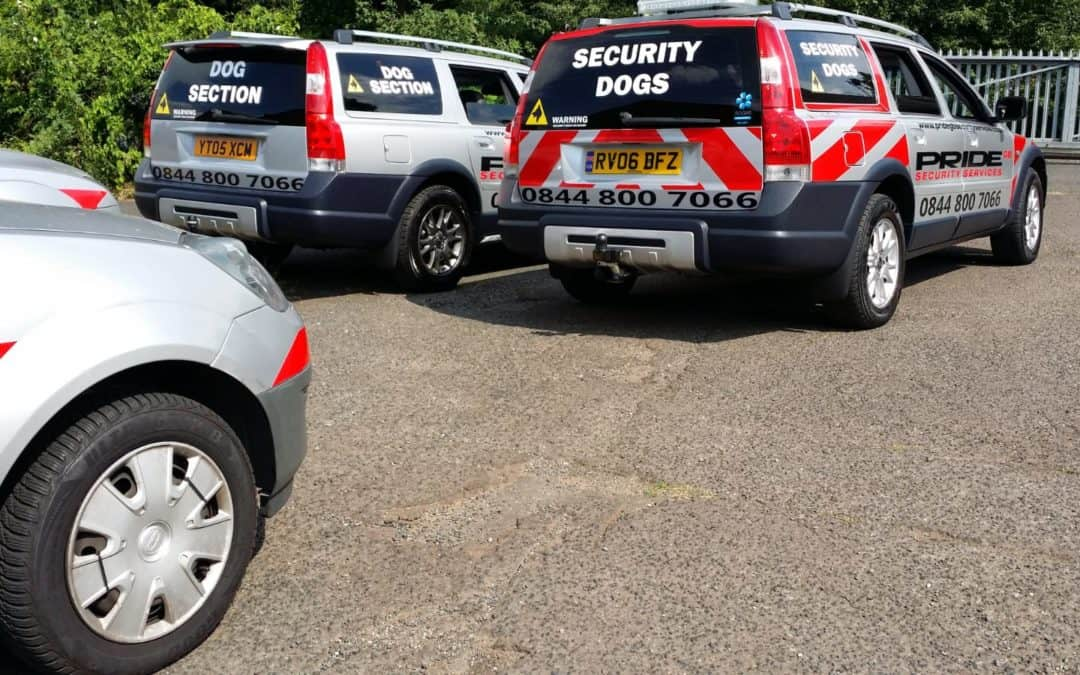 Oxford Construction site security