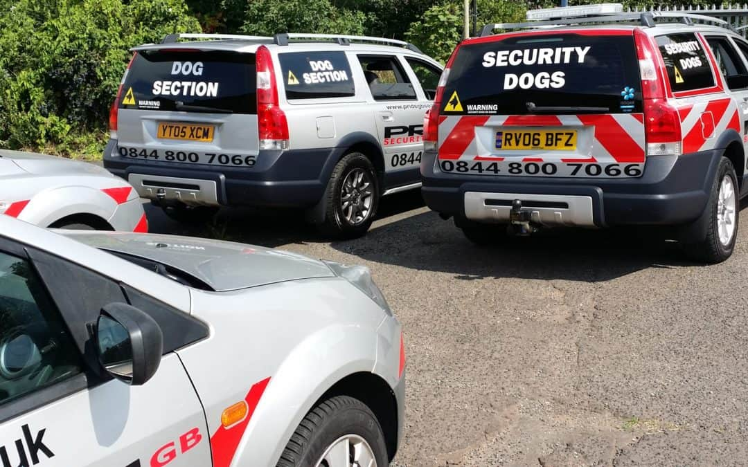 Plymouth Construction site security